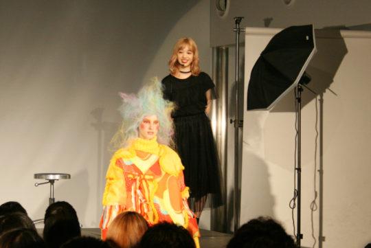 Hair Make Ashヘアショー