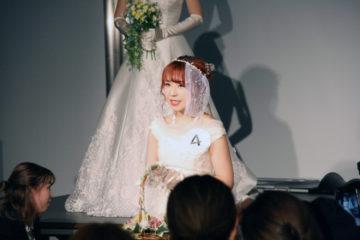 個性豊かな花嫁のブライダルショー